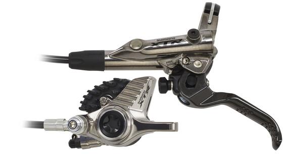 Shimano XTR BR-M9020 Trail Scheibenbremse VR grau/schwarz